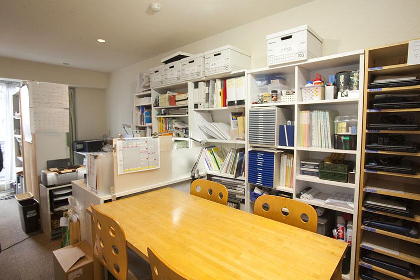 デザインファーム事務室