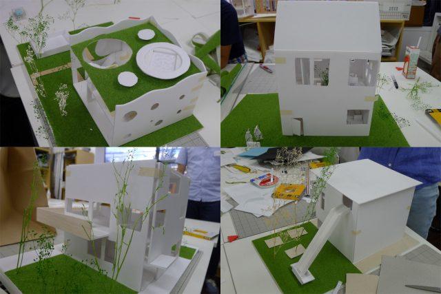 こども建築教室2016