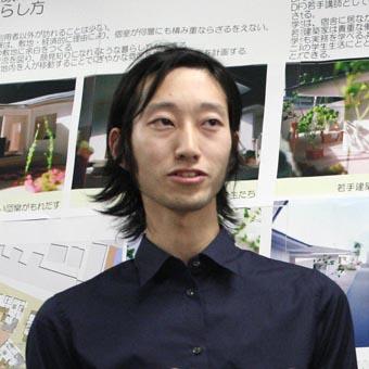 デザインファーム卒業生 山本 勇史さん
