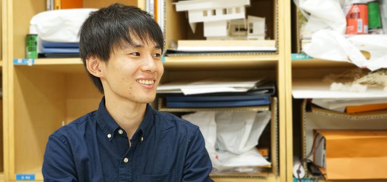 デザインファーム卒業生 水谷聡志さん