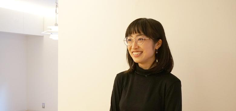 デザインファーム卒業生 森本 由希乃さん