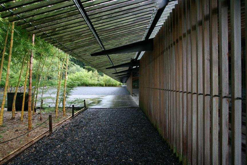 那珂川町馬頭広重美術館・隈研吾建築都市設計事務所