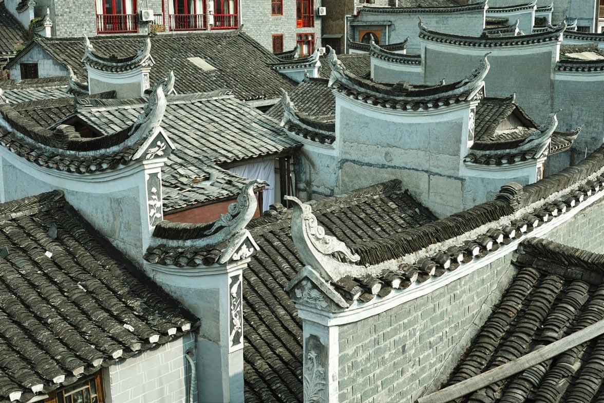 中国 湖南省・鳳凰古城