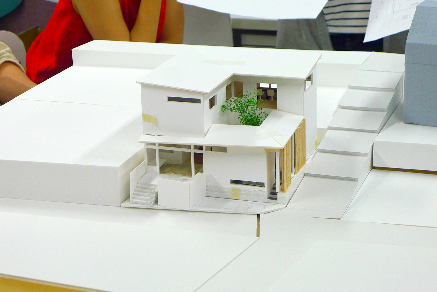 設計課題 二世帯住宅